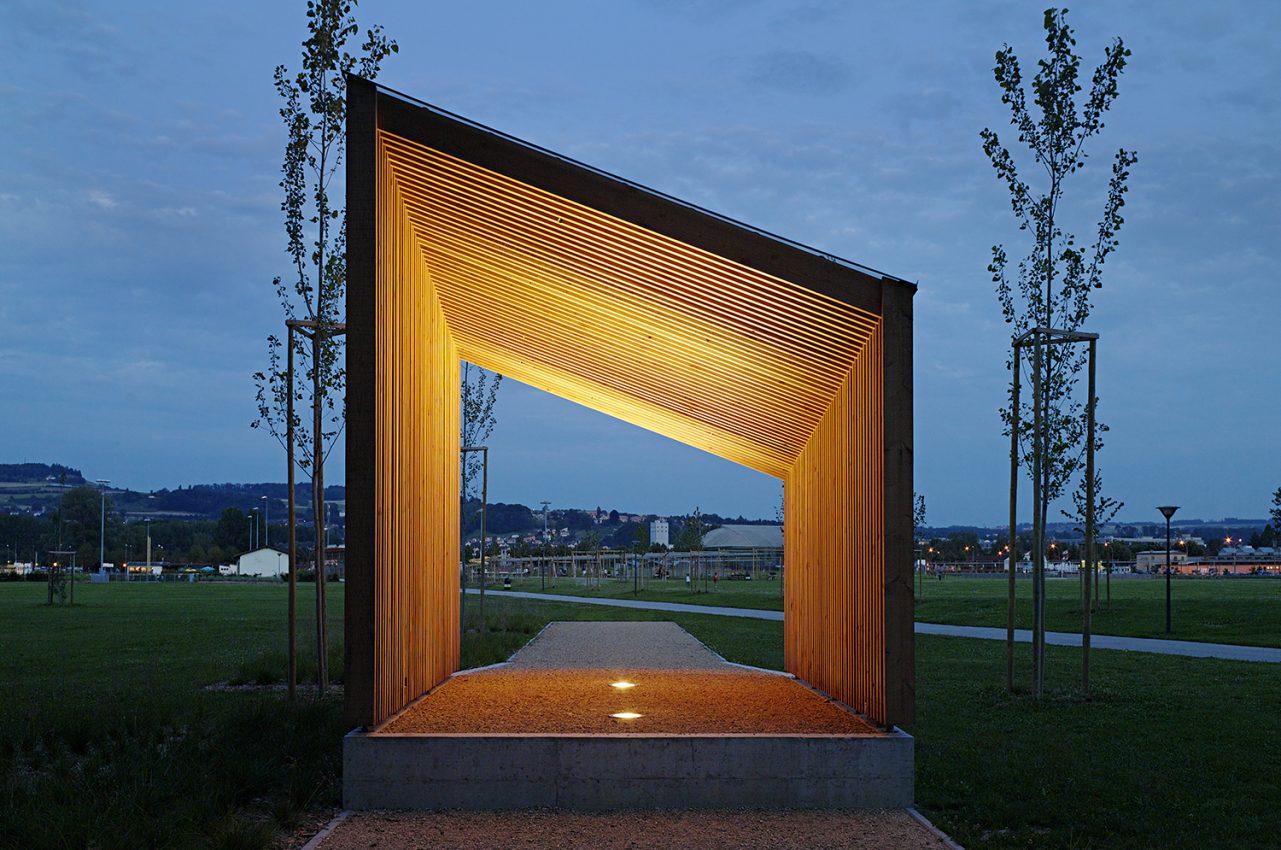 Localarchitecture structures pour le parc d'Yverdon