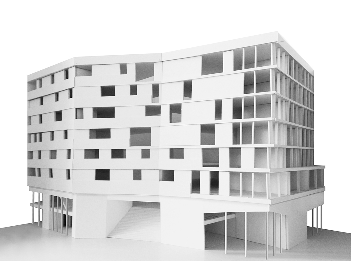 zwicky maquette