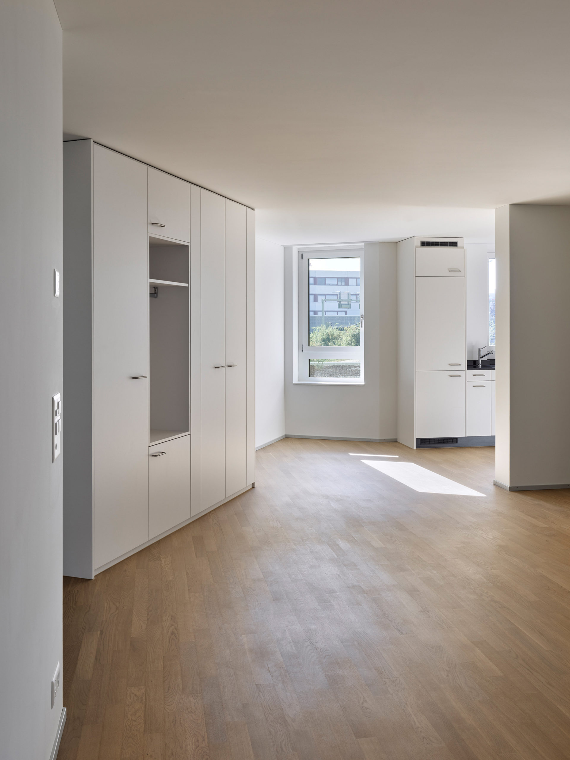 Überbauung Riedgarten, Zwicky-Areal, Dübendorf, LOCALARCHITECT